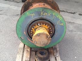 Krupp KMK 5100 winch