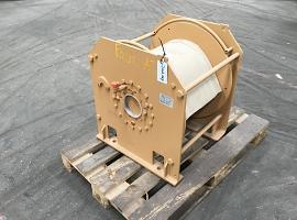 Faun ATF 50-60 winch