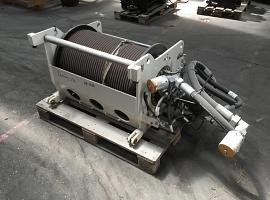 Terex Challenger 3180 winch