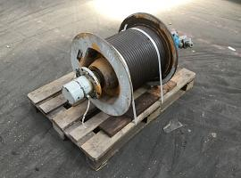 Liebherr LTM 1035-3 winch