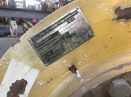 Grove GMK 5200 winch