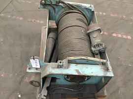 Liebherr LT1080/1090 winch