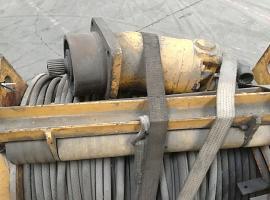 Liebherr LT1120 winch