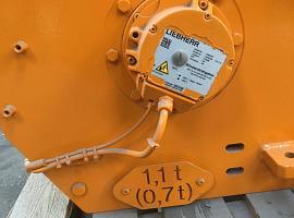 Liebherr LTM 1095-5.1 winch