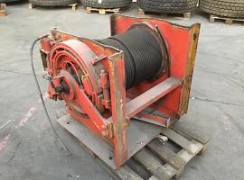 Kato NK 350 winch