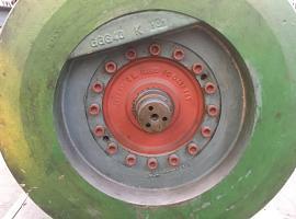 Krupp KMK 4060 winch