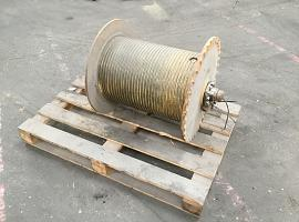 Demag AC 155 winch