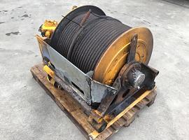 Liebherr LTM 1100 5.2 winch