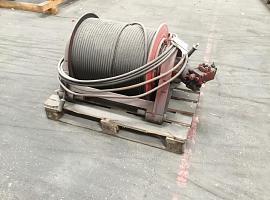 Liebherr LTM 1080-1 winch