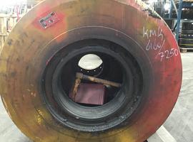 Krupp KMK 6160 7250 winch