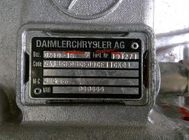 Mercedes-Benz G240-16 GMK 5100