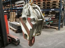16 mm-1 sheave - 16 ton