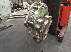 16mm-1 sheave - 16 ton