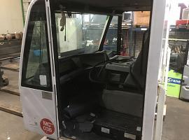 Demag AC 100 lower cab