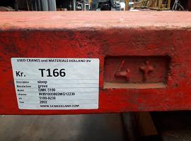 Counterweight Grove GMK 5100