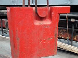 Counterweight Grove GMK 5100 3.5 ton