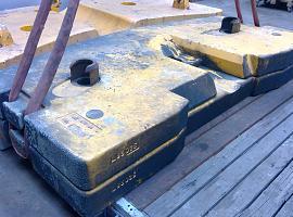 Counterweight LTM 1060-2  3,0 ton