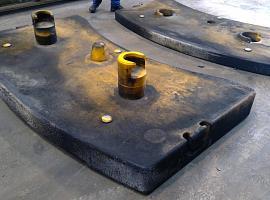 Counterweight LTM 1100-5.2   6.5 ton