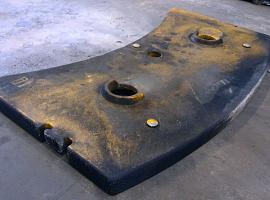 Counterweight LTM 1100-5.2   3.5 ton