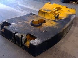 Counterweight LTM 1100 5.2  8.0 ton