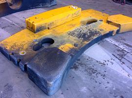 Counterweight LTM 1100-5.2  5.0 ton