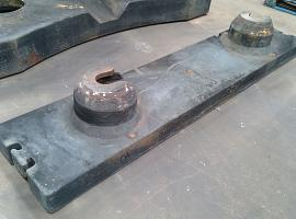 Counterweight LTM 1080-1   1.9 ton