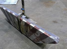 Counterweight PPM 280 att  0.6 ton
