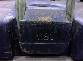 Counterweight LTM 1090/2  1.8 ton