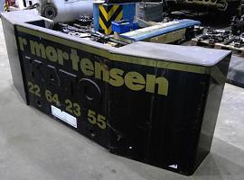 NK 500 Counterweight