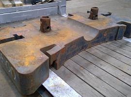 Counterweight KMK 5100  8.0 ton
