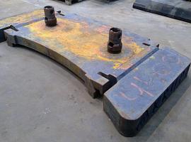 Counterweight Krupp KMK 5100