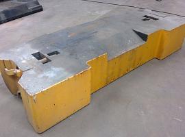 Counterweight LTM 1060 ballast