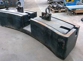 Counterweight Krupp 70 GMT