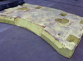 Counterweight LTM 1130-5.1  6.7 ton