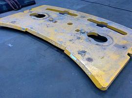 Counterweight LTM 1130 5.1  1.5 ton