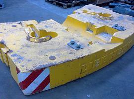 Counterweight LTM 1130-5.1  9.9 ton