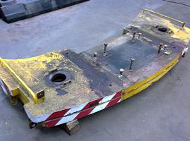 Counterweight Faun RTF 40-3