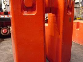 Counterweight GMK 6250/6300