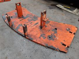 AC 205 1.2 ton counterweight