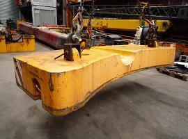 KMK 5110 counterweight 5.8 ton