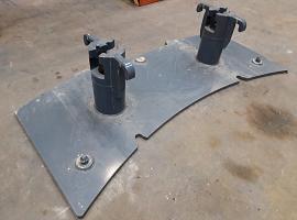 challanger 4200 counterweight 0,55 ton