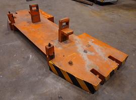 AC 155 counterweight 1.9 ton