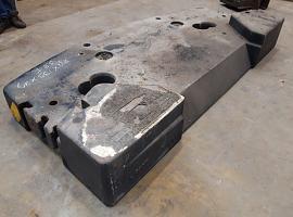 Counterweight LTM 1080-1  5.8 ton