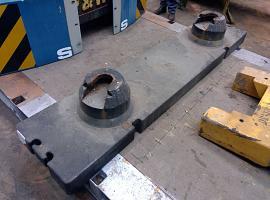 LTM 1080-1 counterweight 1.9 ton