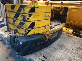 PPM att 600/3 counterweight 3.86 ton