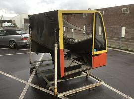 Lower cab AC 180