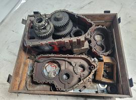 Grove GMK 3050 dropbox parts