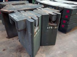 GMK 5220 3 ton counterweight