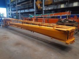 GMK 4100 swing away jib T185
