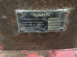 16mm-3 sheave-32t